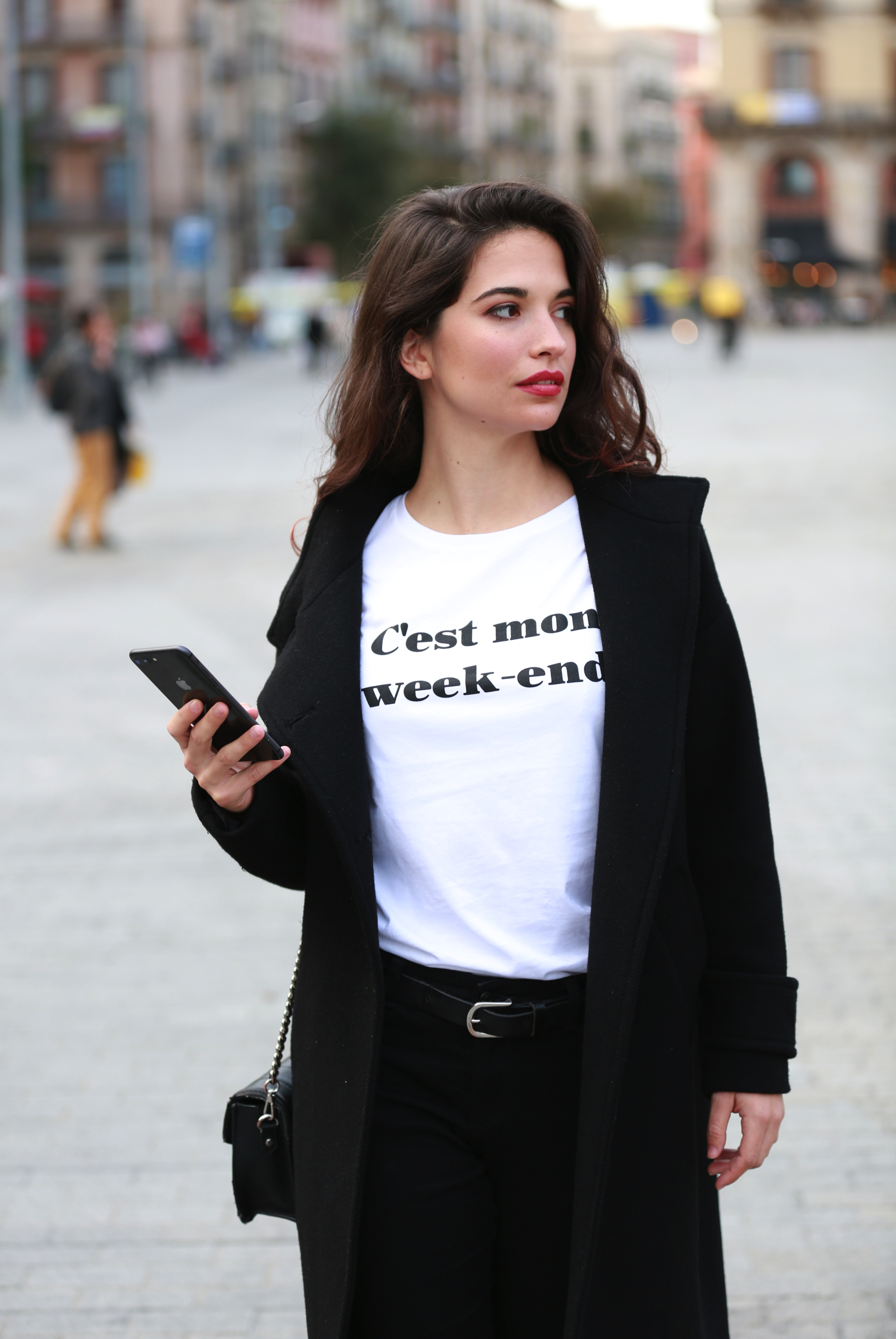 Je t'adore tee shirt